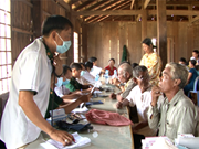 Dong Thap strengthens training cooperation with Cambodian province