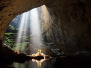 Russian paper hails Son Doong Cave as lost world underground