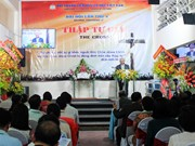 Christian Fellowship Church of Vietnam convenes 5th congress