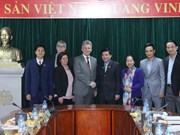 Austrian trade unions ready to share experience with Vietnam
