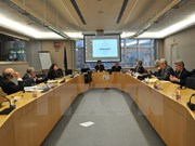 Seminar on East Sea held at European Parliament