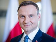 Poland's President to pay State visit to Vietnam