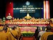 Vietnam Buddhist Sangha's 8th congress concludes in Hanoi