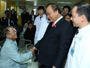 Prime Minister hails Central Eye Hospital for eye care efforts
