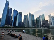 Singapore raises 2017 economic growth forecast