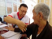 Taiwanese doctors offer free check-ups in Lam Dong