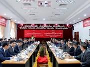 Hanoi, Vientiane strengthen multifaceted cooperation