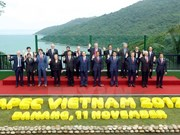APEC turns Vietnam into world's center of attention: President