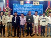Association of Vietnamese Cambodians in Mondolkiri holds 1st congress
