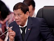 Philippine President calls on rebels to surrender