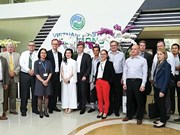 Foreign investors interested in waste treatment in HCM City