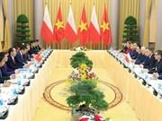 Poland - Vietnam's priority partner in Central Eastern Europe: talks