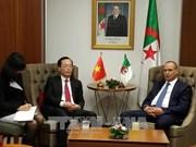 Vietnam, Algeria step up agro-fishery cooperation