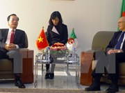 Vietnam, Algeria boost ties in industry, urban planning