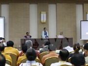 Myanmar to hold meeting of union peace conference in Jan 2018