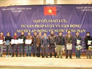 Vietnamese workers in RoK receive consultations