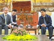 German firms eye investment in Hanoi