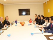 NA leader pledges to support VN, Australia friendship organisations' ties