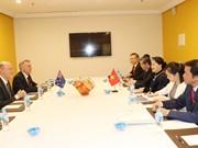 NA leader pledges to support VN, Australia friendship organisations