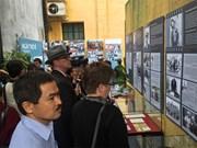 Finding Memories show in Hanoi's Hoa Lo Prison