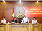 Government to allocate 1 trillion VND to flood-hit localities