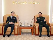 RoK's army chief welcomed in Hanoi