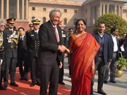 Singapore, India sign naval pact