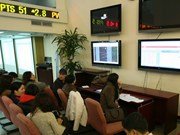VN-Index up for eighth day in a row