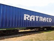 Vietnam launches first container train to China
