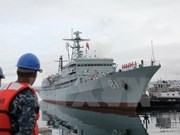 Vietnam, China to conduct joint patrol in Tonkin Gulf