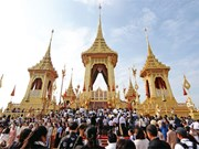 Thailand: Royal cremation exhibition extended to Dec. 31
