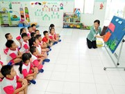 Japanese Kids Corporation interested in Vietnam's kindergarten market