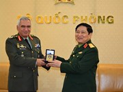 Vietnam enhances defence ties with EU