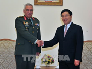 Vietnam, EU step up defence cooperation