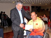 Vietnamese weightlifter breaks world record at World Para Championship