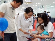 Another vaccination centre opened in HCM City