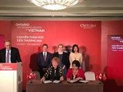 Ontario delegation ink six agreements in Vietnam visit