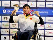 Vietnam bags more silver medals in World Para Championships