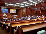 Cambodia parliament recognises new lawmakers