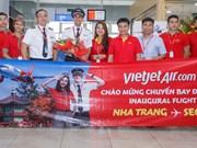 Vietjet inaugurates Nha Trang – Seoul route