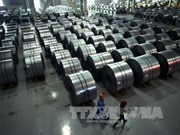US slaps import duties on Vietnam's steel products