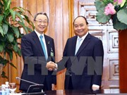 Prime Minister meets representatives of Japan Business Federation