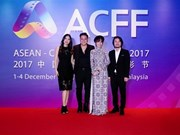"""Sai Gon, anh yeu em"" wins jury prize at ASEAN-China Film Festival"