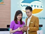 Viettel telecom wins Best Fintech Companies award