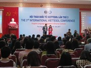 Int'l conference on English training held in Thai Nguyen