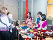 Vietnamese culture promoted at Winternational Embassy Showcase