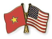 American young political leaders council delegation visits Vietnam