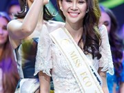Miss VN crowned Miss Eco Tourism Ambassador 2017