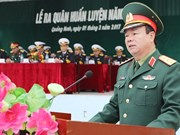 Vietnam People's Army celebrates anniversary with foreign guests