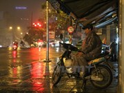 Cold spell hits northern Vietnam
